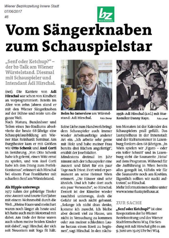 Wiener Bezirkszeitung 7.6.2017