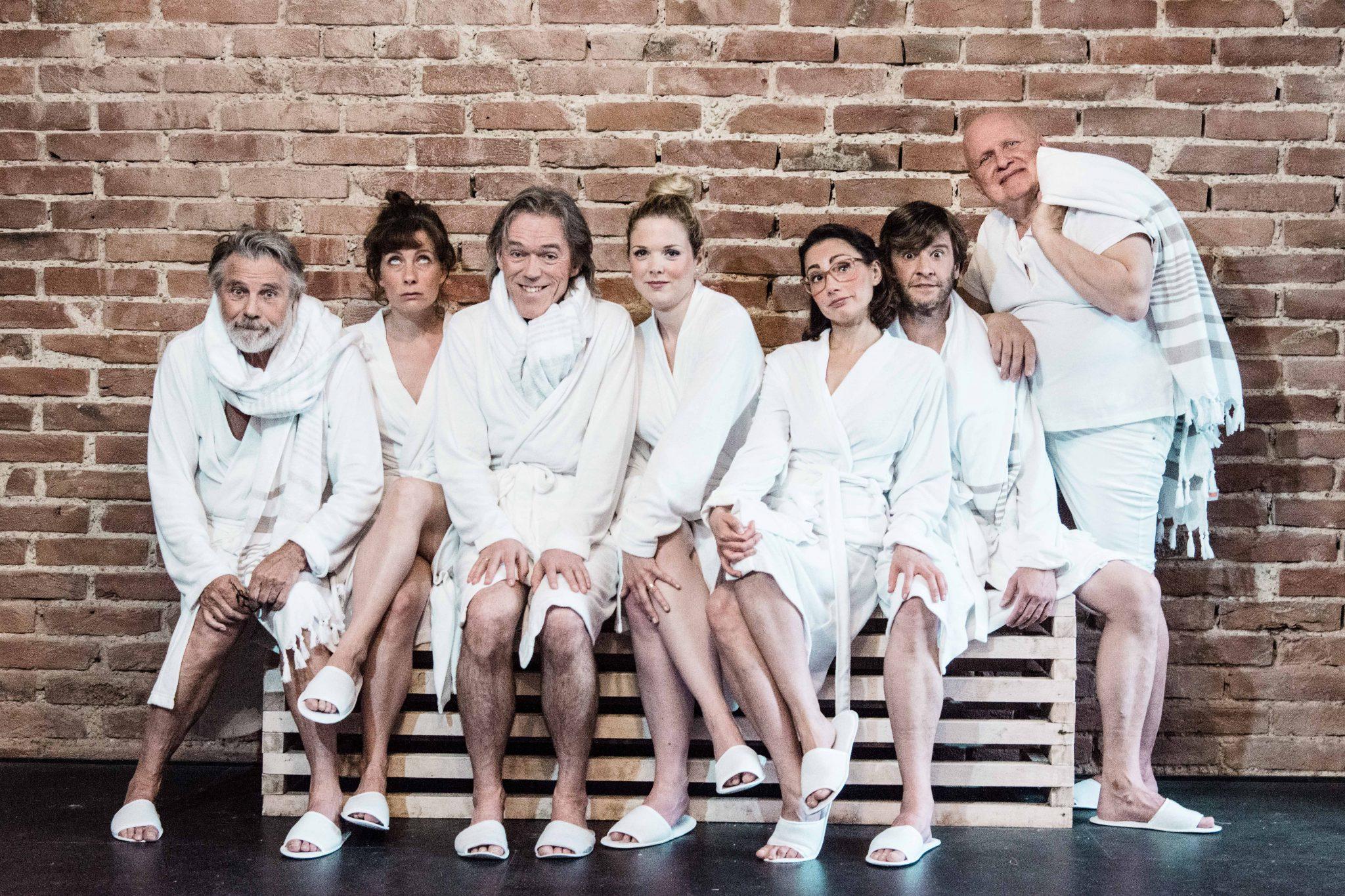 Adi Hirschal, Karola Niederhuber, Christian Deix, Sigrid Spörk, Sonja Romei, Ben Rufin, Thomas Mahn